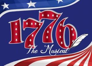 1776 The Musical Logo 4-2017